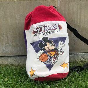 Disney Mickey Mouse Travel Laundry Bag
